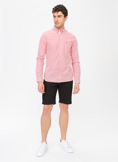 Calvin Klein Gömlek Kırmızı